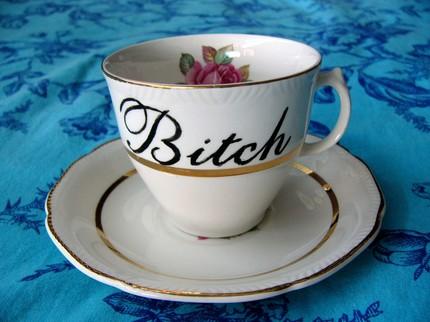 bitch cup