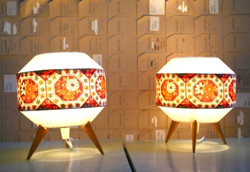 Spaceship Lamps