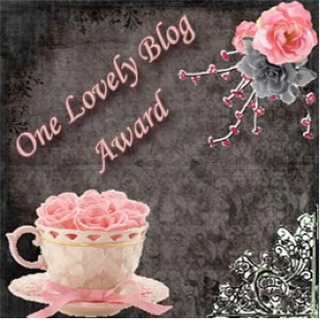 onelovelyblogaward 1 You're all very lovely...