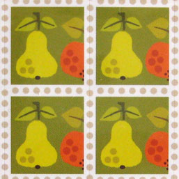 sticker_stamp_pear