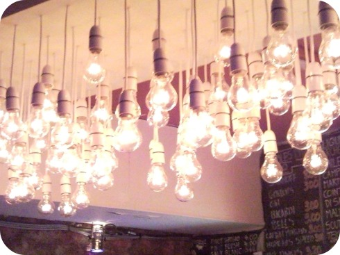 bar lights