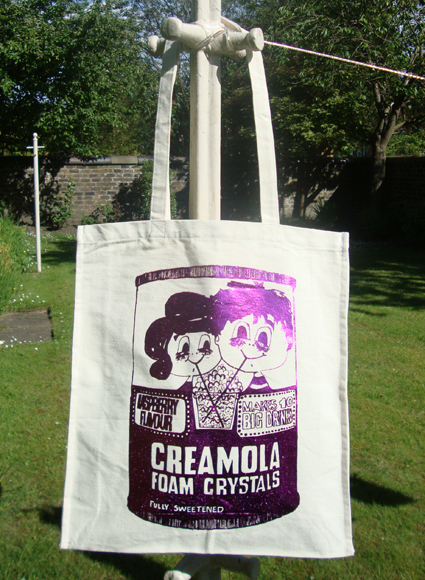 creamola foam foil bag 3 Thursday's giveaway... Gillian Kyle