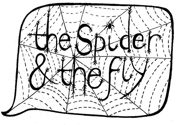 gr spiderfly type01 Monday's giveaway... Cut Copy Create... and The Spider and The Fly