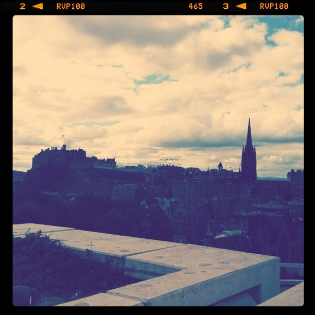 ed rooftops Friday I'm in love... with Edinburgh